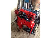 mercides om636 inboard diesel