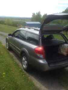 2008 Subaru Outback Wagon (Woodstock, NB)