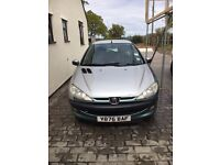 Peugeot 206 5dr Petrol Manual 1.4- Reliable and lovely car to drive