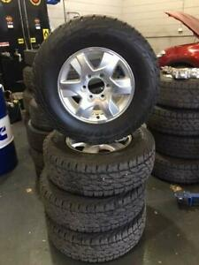 HOLDEN COLORADO RIMS AND TYRES Reynella Morphett Vale Area Preview