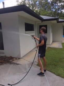 Start your own Exterior House Cleaning Business Today
