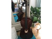 Stentor Cello Student II 4/4 // Excellent condition