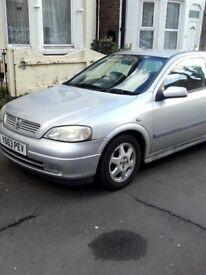 Vauxhall astra sxi 1.8