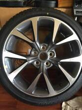 Genuine Holden VF SS-V Commodore Wheel & Tyre Macquarie Fields Campbelltown Area Preview