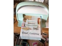 Cuttlebug Die Cutting Machine