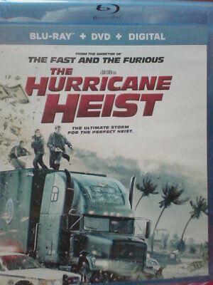 The Hurricane Heist Blue Ray