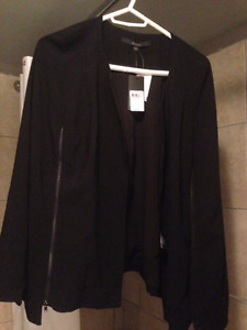 "Brand New XL Guess Black ""Cape"""