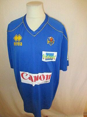 Camiseta de baloncesto vintage HTV Hyees Toulon LNB Nº 20 Azul Talla XXXL image