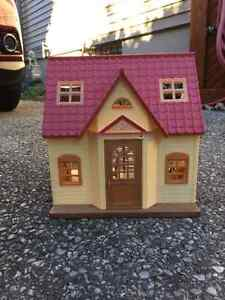 Calico Critters Houses, Furniture & Figurines for Sale