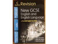 Collins New GCSE English and English Language, revision