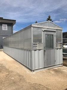 For Sale 40' X 8' Greenhouse