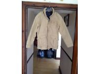 Boys jacket and jeans Age 10-11