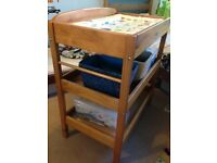 Excellent condition beautiful Changing Table