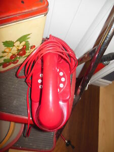 some vintage red items London Ontario image 7