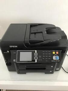 Epson All-in-one North Sydney North Sydney Area Preview