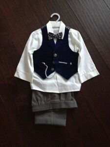 4 Pc Outfit for a Special Occasion