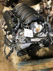 2016 CHEVY SILVERADO 6.2 COMPLETE ENGINE
