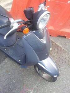 2007 Honda Today Scooter Gumdale Brisbane South East Preview