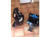 Graco Baby Car Seat and Base