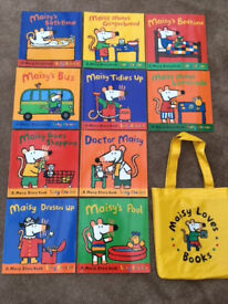 Maisy Picture Book Collection - 10 Books in a Bag