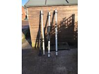 Roofbars for Vauxhall Vivaro van
