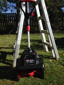 Jobmate Electric Snow Thrower