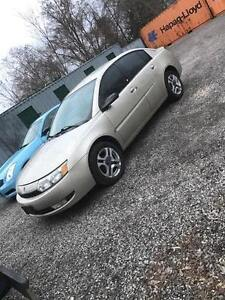 2004 Saturn ION 3 Sedan Leather ** Safetied and E-tested ** !!!