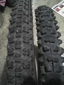 "Tire Tires 20"" 18"""