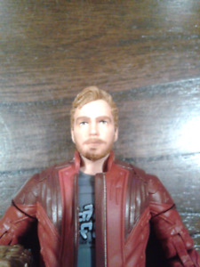 Marvel Legends Star Lord Action Figure