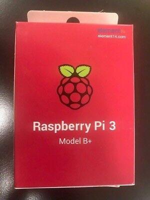 Raspberry Pi 3 Model B+ - New
