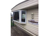 STATIC CARAVAN FOR SALE- WILLERBY LYNDHURST DOUBLE GLAZED& PANEL HEATED!!