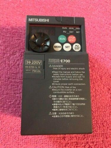 BRAND NEW MITSUBISHI E700 INVERTER FR-E720-0.1K
