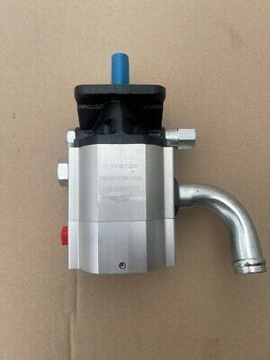 17.5  Gpm Hydraulic Log Splitter Pump 2 Stage Replace For Black Diamond Dht