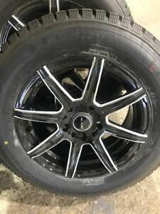 "15"" Winter Tire and Wheel Package 205/65R15 5x114.3"