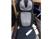 Homedics Heated Massage Chair Shiatsu