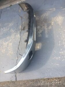 2006 ford f150 lariat super crew front chrome bumper
