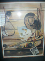FLY FISHING THEME PICTURE -