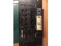 Phillips XL-V235 CD, Sony ST-SE200 tuner, Ross DM-100 mixer + 4 speakers