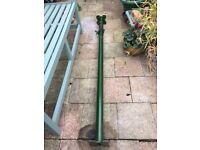 Adjustable Steel Builders Prop ( Size 1 ) Painted Green