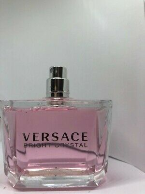 VERSACE BRIGHT CRYSTAL EDT 3 OZ, SEE DETAILS