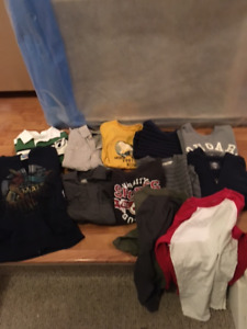 Lot of clothes in great condition....2 are brand new with tags