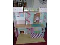 large sindy doll house