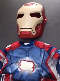 Iron Man 3 Dress Up Costume & Mask
