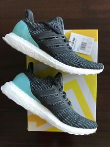 adidas ultraboost Parley carbon mens size 8