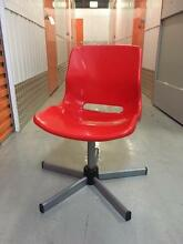 RED DESK CHAIR! Needs to go! Waterloo Inner Sydney Preview