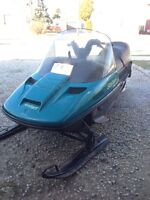 94' SKIDOO RALLY 500 2 UP TOURING SLED FOR SALE/TRADE * ESTART*