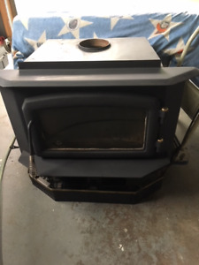 Regency Wood Stove Insert $250.00
