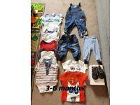 baby boy clothes bundle 3-6&6-9M