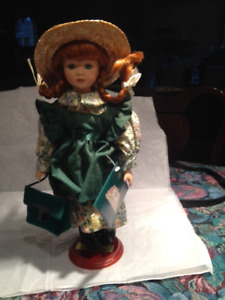 Anne of Green Gables Porcelain Doll Heritage Edition