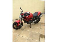 Ducati Monster 696 2014 RED